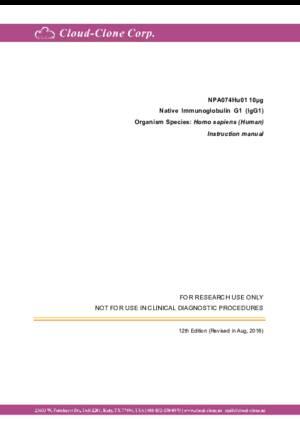 Native-Immunoglobulin-G1-(IgG1)-NPA074Hu01.pdf