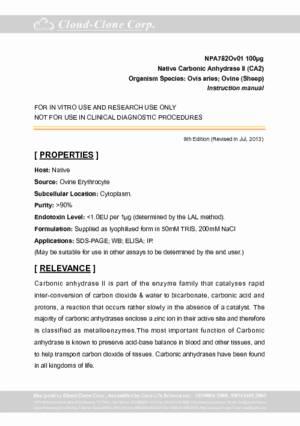 Native-Carbonic-Anhydrase-II-(CA2)-NPA782Ov01.pdf