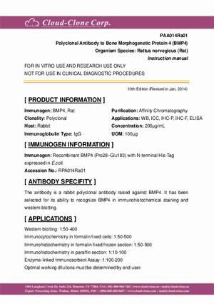 Polyclonal-Antibody-to-Bone-Morphogenetic-Protein-4--BMP4--PAA014Ra01.pdf