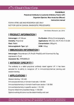 Polyclonal-Antibody-to-Leukemia-Inhibitory-Factor--LIF--PAA085Mu01.pdf