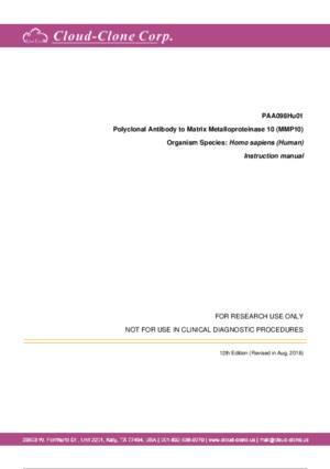 Antibody-to-Matrix-Metalloproteinase-10--MMP10--A90098Hu01.pdf