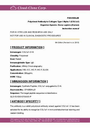 Polyclonal-Antibody-to-Collagen-Type-I-Alpha-1--COL1a1--PAA350Hu08.pdf