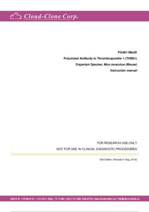 Polyclonal-Antibody-to-Thrombospondin-1-(THBS1)-PAA611Mu02.pdf