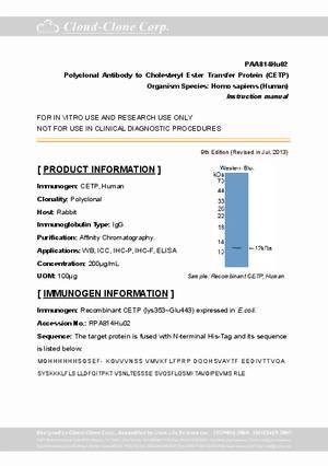 Antibody-to-Cholesteryl-Ester-Transfer-Protein--CETP--A90814Hu02.pdf
