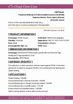 Polyclonal-Antibody-to-Protein-Disulfide-Isomerase-A6--PDIA6--PAD776Hu01.pdf