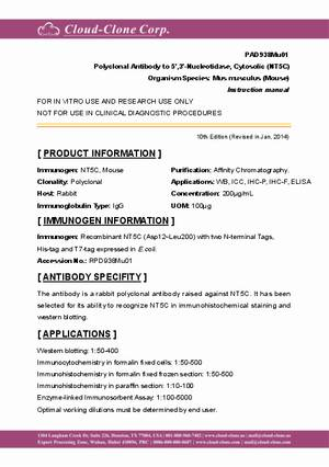Polyclonal-Antibody-to-5--3--Nucleotidase--Cytosolic--NT5C--PAD938Mu01.pdf