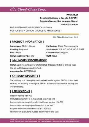 Polyclonal-Antibody-to-Spondin-1--SPON1--PAF397Mu01.pdf