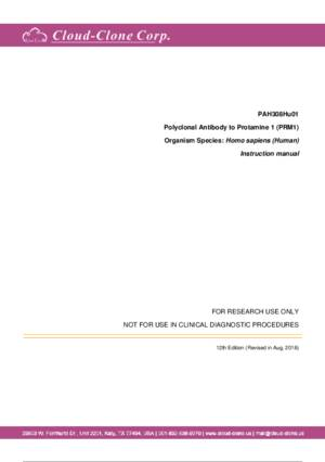 Polyclonal-Antibody-to-Protamine-1-(PRM1)-PAH308Hu01.pdf