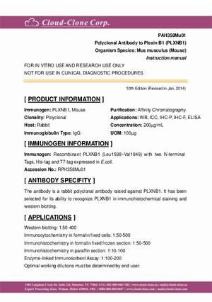 Polyclonal-Antibody-to-Plexin-B1--PLXNB1--PAH358Mu01.pdf