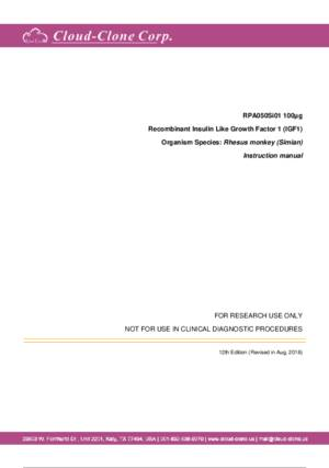 Recombinant-Insulin-Like-Growth-Factor-1-(IGF1)-RPA050Si01.pdf