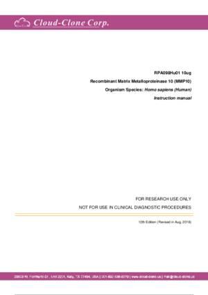 Matrix-Metalloproteinase-10--MMP10--P90098Hu01.pdf