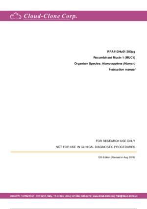 Recombinant-Mucin-1-(MUC1)-RPA413Hu01.pdf