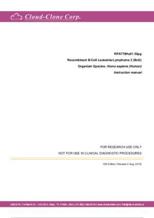 Recombinant-B-Cell-Leukemia-Lymphoma-2-(Bcl2)-RPA778Hu01.pdf
