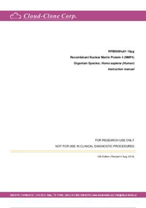 Recombinant-Nuclear-Matrix-Protein-4-(NMP4)-RPB095Hu01.pdf