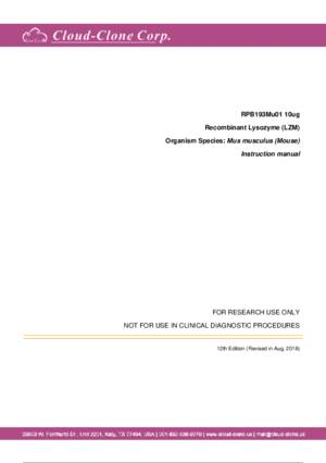 Recombinant-Lysozyme-(LZM)-RPB193Mu01.pdf