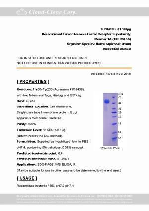 Tumor-Necrosis-Factor-Receptor-Superfamily--Member-1A--TNFRSF1A--P91499Hu01.pdf