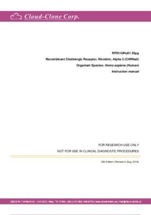 Recombinant-Cholinergic-Receptor--Nicotinic--Alpha-3-(CHRNa3)-RPD143Hu01.pdf