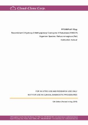 Recombinant-3-Hydroxy-3-Methylglutaryl-Coenzyme-A-Reductase-(HMGCR)-RPD686Ra01.pdf