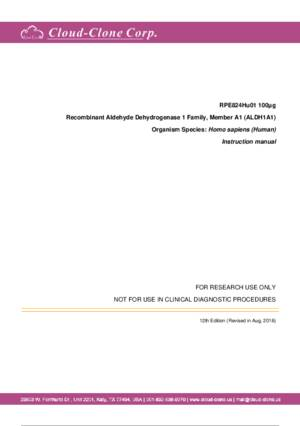Recombinant-Aldehyde-Dehydrogenase-1-Family--Member-A1--ALDH1A1--RPE824Hu01.pdf