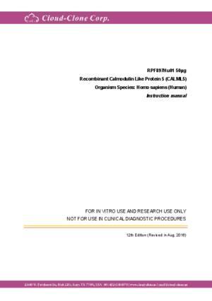 Recombinant-Calmodulin-Like-Protein-5-(CALML5)-RPF897Hu01.pdf