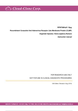 Recombinant-Coxsackie-And-Adenovirus-Receptor-Like-Membrane-Protein--CLMP--RPW786Hu01.pdf