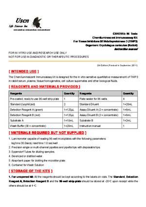 CLIA-Kit-for-Tissue-Inhibitors-Of-Metalloproteinase-3--TIMP3--C90129Rb.pdf