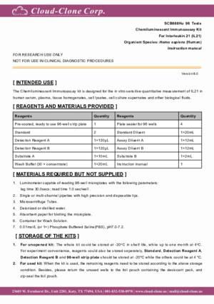 CLIA-Kit-for-Interleukin-21-(IL21)-SCB688Hu.pdf