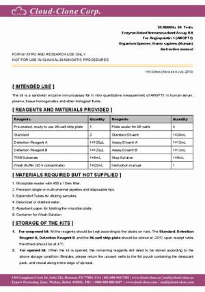 ELISA-Kit-for-Angiopoietin-1-(ANGPT1)-E90008Hu.pdf