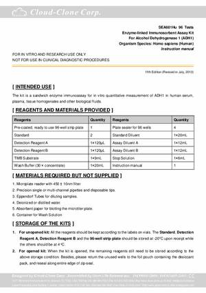 ELISA-Kit-for-Alcohol-Dehydrogenase-1-(ADH1)-E90681Hu.pdf