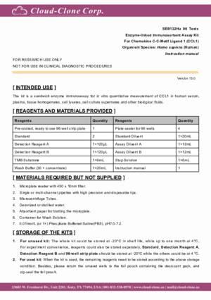 ELISA-Kit-for-Chemokine-C-C-Motif-Ligand-1--CCL1--E91132Hu.pdf