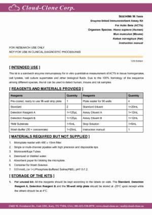 ELISA-Kit-for-Actin-Beta-(ACTb)-SEB340Mi.pdf