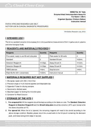 ELISA-Kit-for-Netrin-1--Ntn1--E91827Ga.pdf