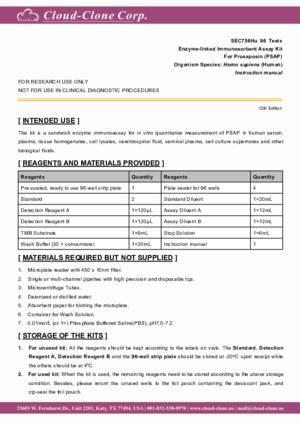 ELISA-Kit-for-Prosaposin-(PSAP)-SEC756Hu.pdf