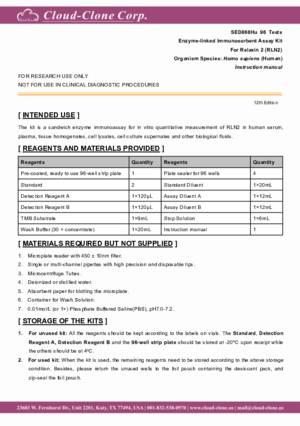 ELISA-Kit-for-Relaxin-2-(RLN2)-SED868Hu.pdf