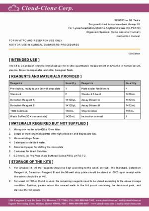 ELISA-Kit-for-Lysophosphatidylcholine-Acyltransferase-3-(LPCAT3)-SEG531Hu.pdf