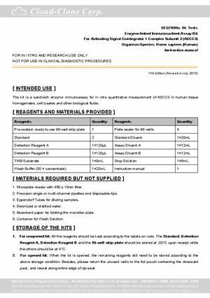ELISA-Kit-for-Activating-Signal-Cointegrator-1-Complex-Subunit-3--ASCC3--SEQ709Hu.pdf