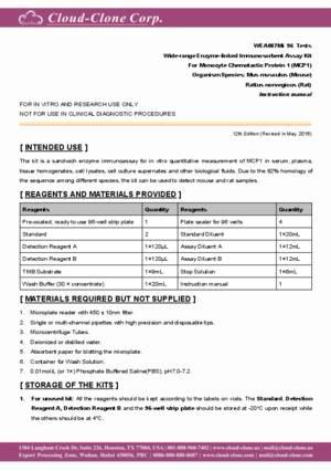 Wide-range-ELISA-Kit-for-Monocyte-Chemotactic-Protein-1-(MCP1)-WEA087Mi.pdf