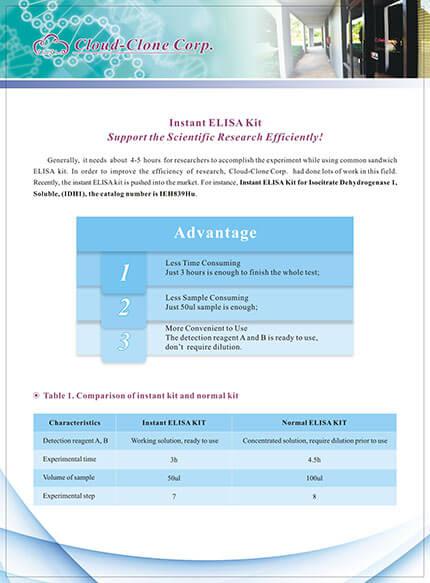 Instant ELISA Kit