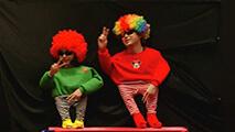 Annual Conference 2015--Clown Dance